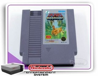 Ikari Warriors Original Nintendinho Nes