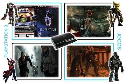 Resident Evil 6 Original Playstation 3 PS3 - Radugui Store