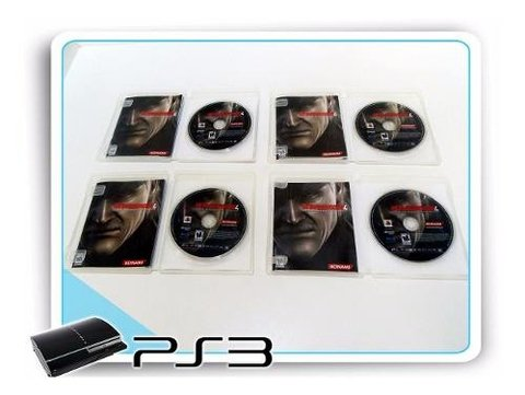 Metal Gear Solid 4 Original Playstation 3 PS3 na internet