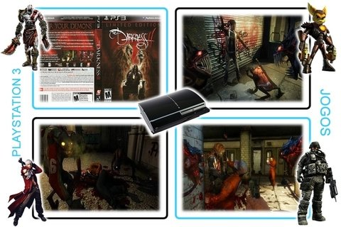 The Darkness 2 Original Playstation 3 PS3 - loja online