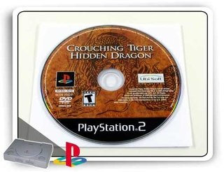 Crouching Tiger Hidden Dragon Original Playstation 2 Ps2