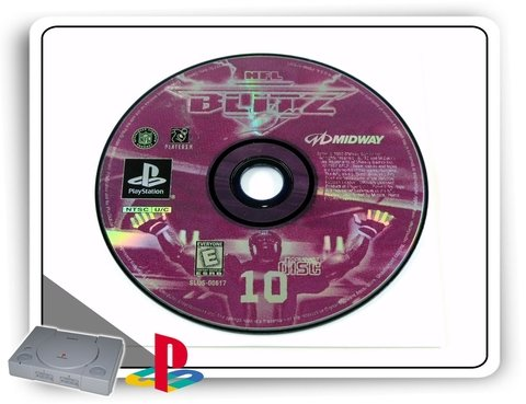 Nfl Blitz  Original Playstation 1 Ps1
