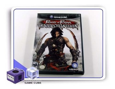 Prince Of Persia Warrior Within Original Gamecube