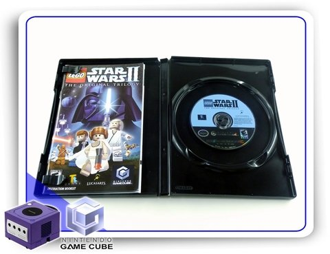 Lego Star Wars 2 The Original Trilogy Gamecube Original na internet