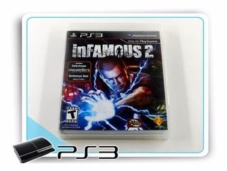 Infamous 2 Original Playstation 3 PS3
