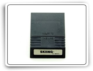 Skiing Original Intellivision
