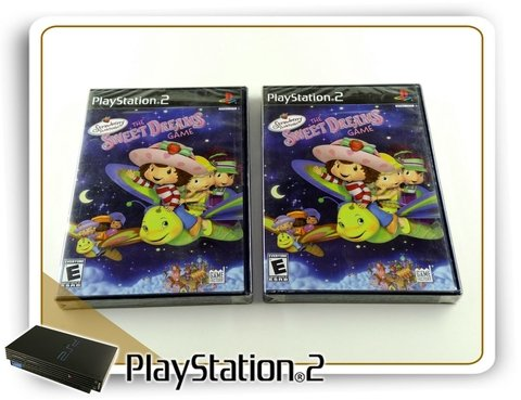 The Sweet Dreams Game Original Playstaion 2 PS2 Novo - comprar online