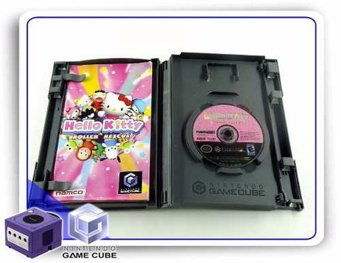 Hello Kitty Roller Rescue Original Gamecube na internet