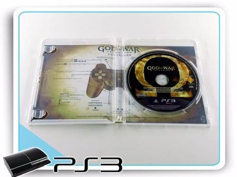 God Of War Ascension Original Playstation 3 PS3 - comprar online