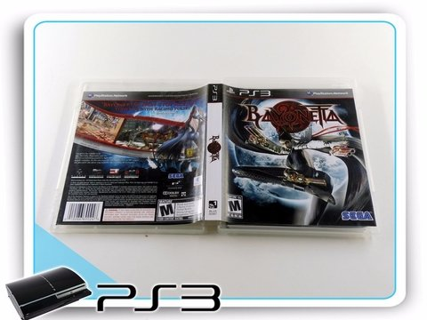 Bayonetta Original Playstation 3 PS3 na internet