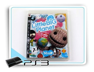 Little Big Planet Original Playstation 3 Ps3