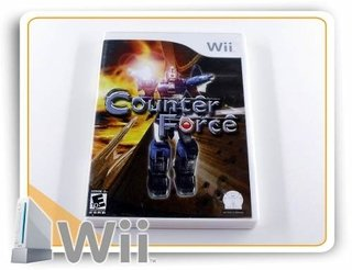 Counter Force Original Nintendo Wii