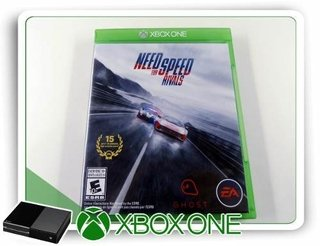 Need For Speed Rivals Original Xbox One Xone Mídia Física
