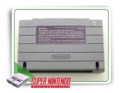 Tmnt 4 Turtles In Time Super Nintendo Snes Original na internet