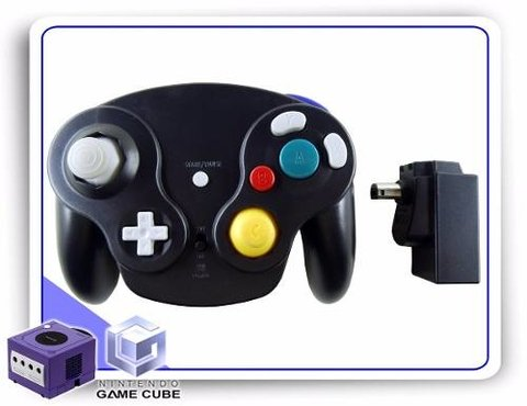 Controle Wireless Nintendo Gamecube