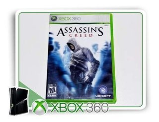 Assassins Creed Original Xbox 360 - Mídia Física