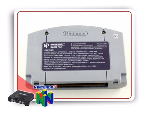 Nba In The Zone 98 Original N64 Nintendo 64 - comprar online