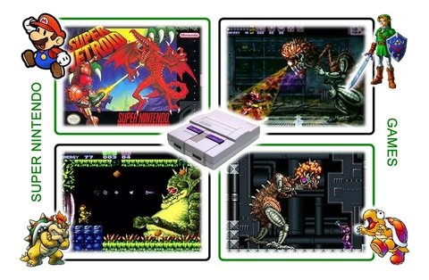 Imagem do Super Metroid Super Nintendo Snes - Novo Com Save