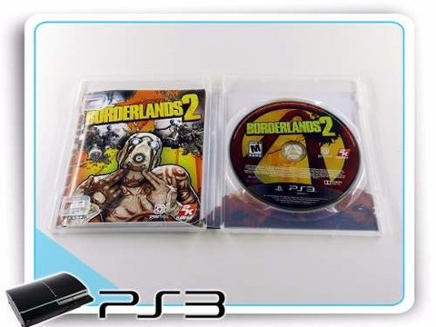 Borderlands 2 Original Playstation 3 PS3 na internet