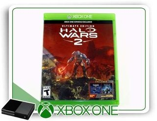 Halo Wars 2 Ultimate Original Xbox One Xone - Mídia Física