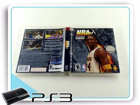 Nba 07 Original Playstation 3 PS3 - comprar online