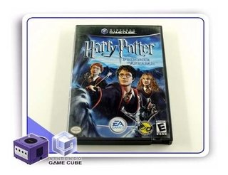 Harry Potter And The Prisoner Azkaban Original Gamecube