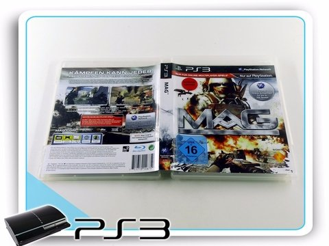 Mag Original Playstation 3 PS3 - comprar online