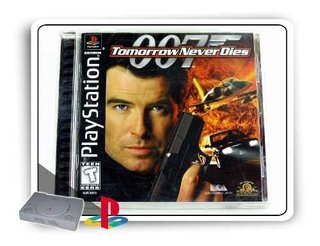 007 Tomorrow Never Dies Original Ps1 Playstation 1