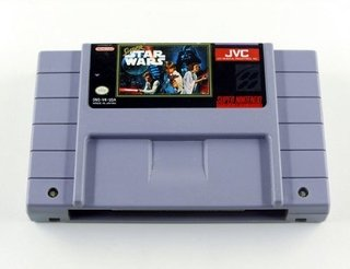Super Star Wars Original Snes Super Nintendo