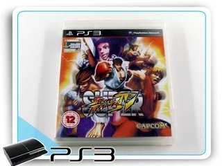 Super Street Fighter 4 Original Playstation 3 Ps3