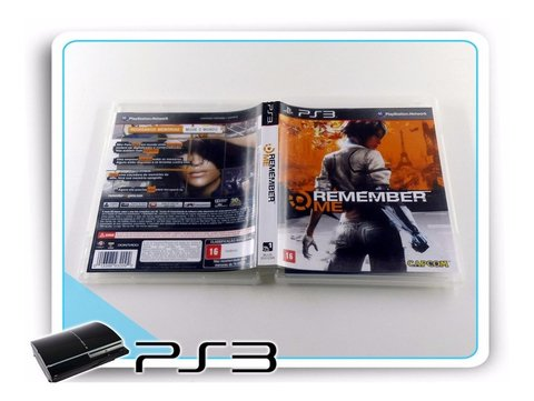 Remember Me Original Playstation 3 PS3 na internet