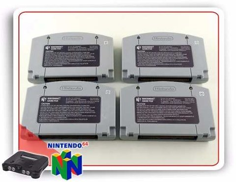 N64 Nba Courtside Original Nintendo 64 na internet