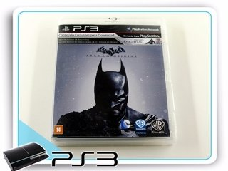 Batman Arkham Origins Original Playstation 3 PS3