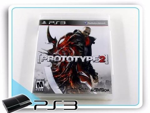 Prototype 2 Original Playstation 3 PS3