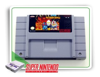 Sd The Great Battle Original Super Nintendo Snes - Repro