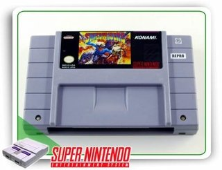 Sunset Riders Original Super Nintendo Snes - Repro