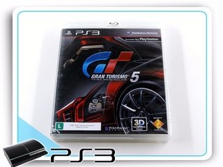 Gran Turismo 5 Playstation 3 Ps3 Original
