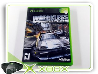 Wreckless The Yakuza Missions Original Xbox Clássico - comprar online