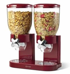 Dispenser Doble Zevro Cereales Cafe Caramelos Granola