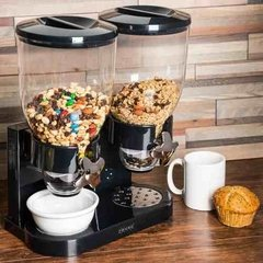 Dispenser Doble Zevro Cereales Cafe Caramelos Granola - comprar online