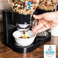 Dispenser Doble Zevro Cereales Cafe Caramelos Granola en internet