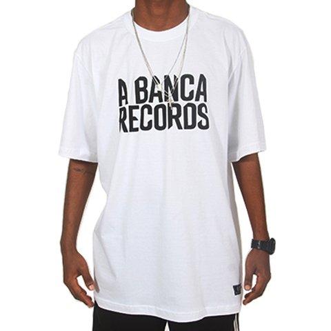 b7d4026cf0 Camisa A Banca Records (Branca) - Comprar em A BANCA