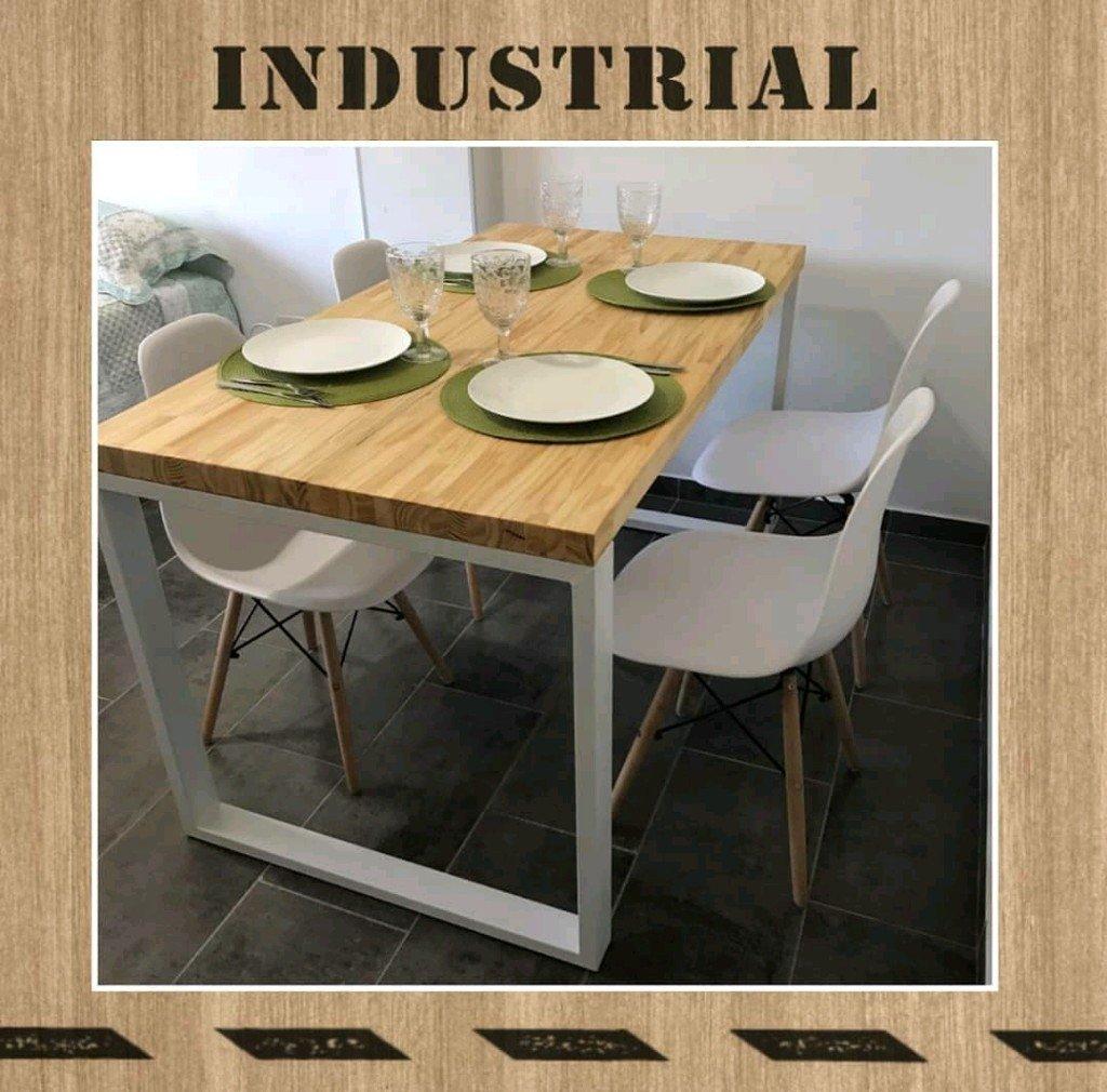 Mesa comedor Industrial - Comprar en ANCORA