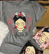 CAMISETA FRIDA CINDERELLA FOOT