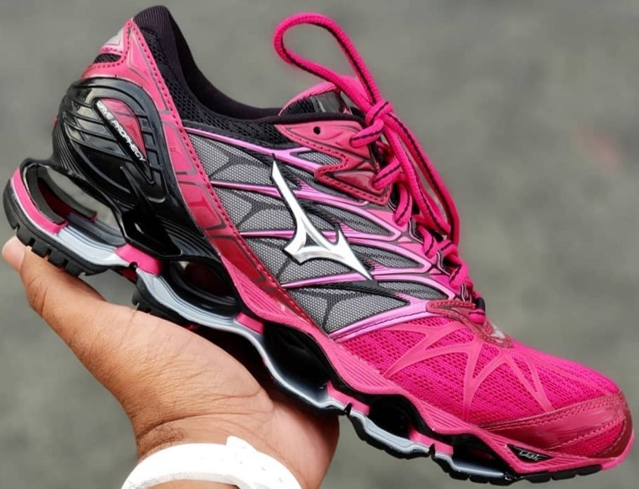 low priced a40f2 df4fe Mizuno Prophecy 7 Rosa