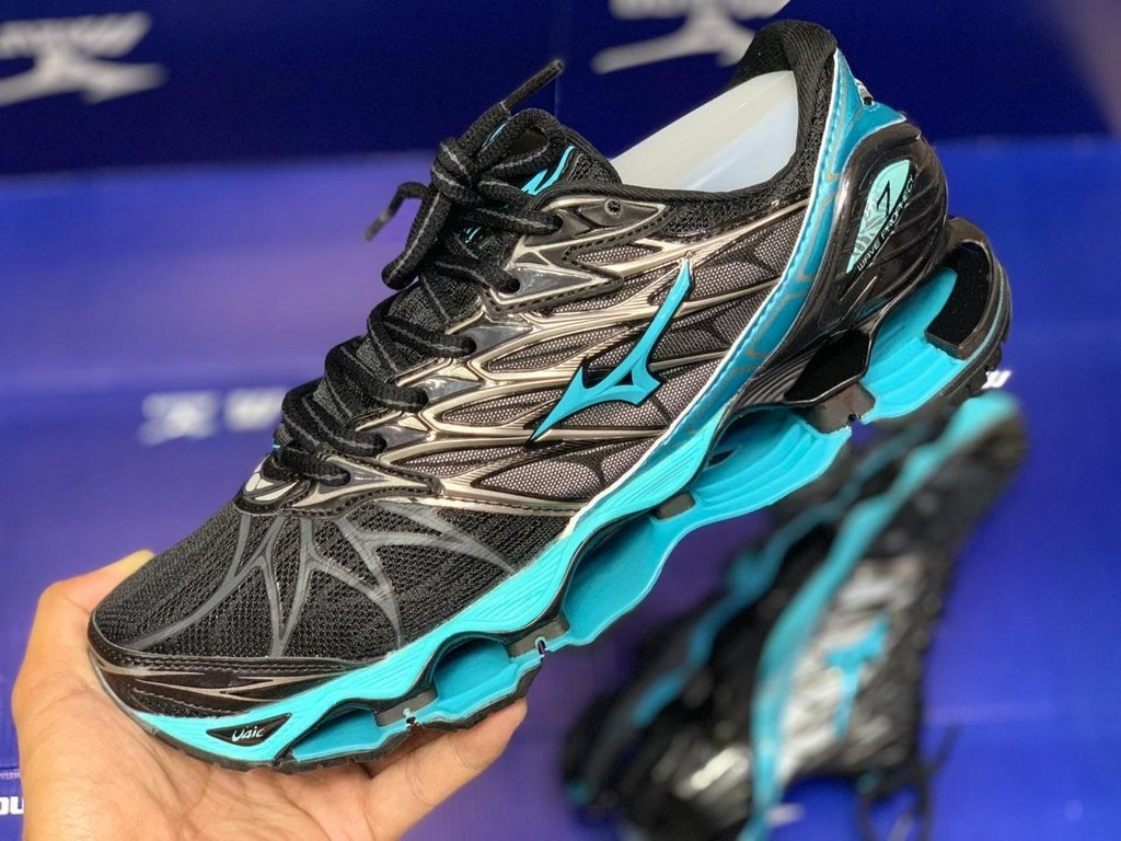 various colors f2a43 b2006 MIZUNO PROPHECY 7 PRETO E AZUL