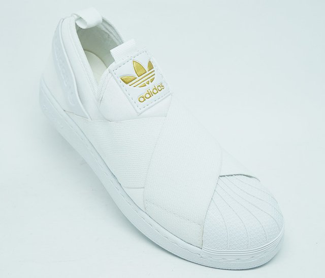 Imagem do Tênis Adidas Superstar Slip-On