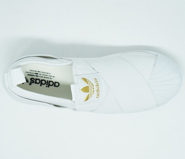 Tênis Adidas Superstar Slip-On