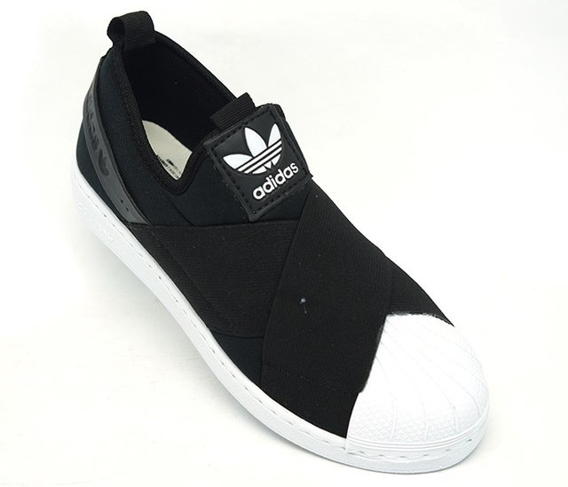 Tênis Adidas Superstar Slip-On - Clicompre