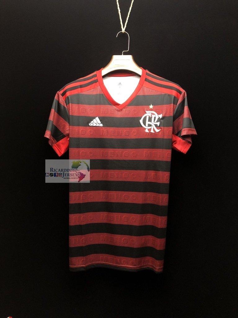 ced562e0d8924 Camisa Flamengo Home 2019/2020 - RICARDINHO JERSEYS